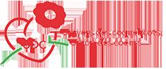 UDC, univers des coquelicots, union des coeurs,  Logo