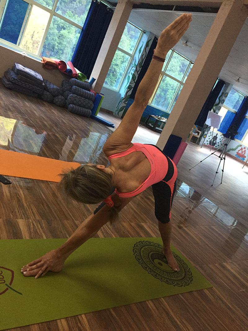 Posture triangle